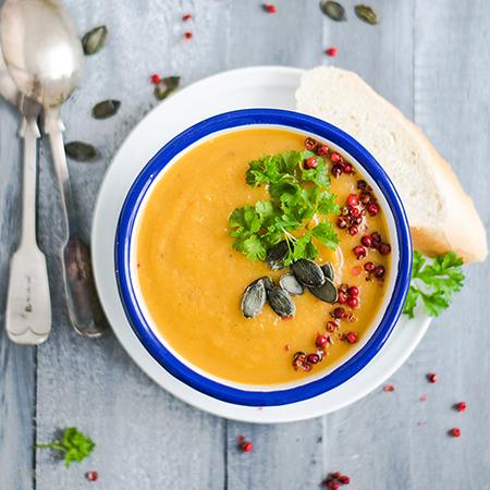 Trois manières de rendre ses soupes gourmandes