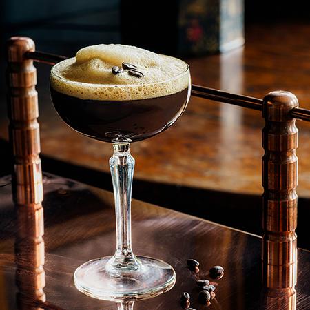 Expresso Martini Macadamia